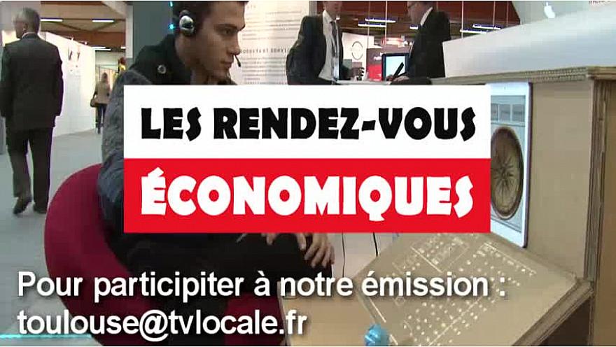 #RDV_Eco @TvLocale_fr : Sylvain MARTIN présente la 2ème édition de ' La Startup est dans le pré'